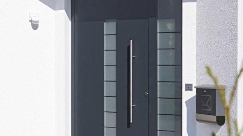 Aluminijumska kućna vrata ThermoSafe - Hormann