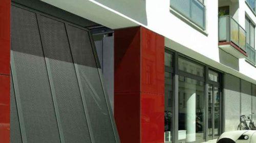 Hormann vrata za zajedničke garaže ET500